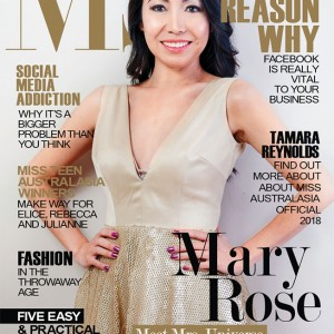 Make Way For MS Magazine