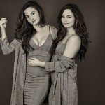 "One On One With The Stunning ""Trust"" Stars Laura And Sarah Bellini"