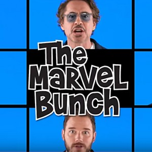 "OMG! The Cast Of Avengers: Infinity War just Sang ""The Brady Bunch"" Theme Song"