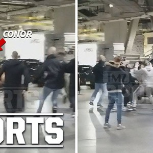 Conor McGregor Just Attacked Fighters At The UFC 223 Press Conference