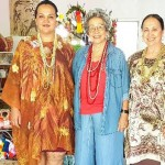 Designer Natalya Ah Him Will Unveil 4 Decades Of Samoa's Garment Industry At The Pacific International Runway Show