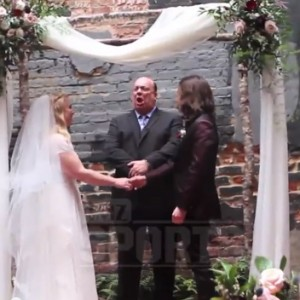 WWE Hype Man Just Officiated The Wedding Of Macaulay Culkin's Brother And… OMG