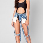 This $224 'Extreme Cut Out' Jeans Is Taking The Internet By Storm