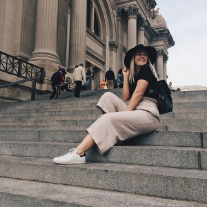 Fashionista Of The Month For May 2018: Mallory Roughley