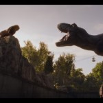 The T-Rex Takes On The King Of The Jungle In The Fallen Kingdom TV Spot