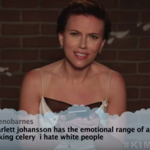 Watch The 'Avengers' Cast Read Mean Tweets About Themselves On 'Jimmy Kimmel'