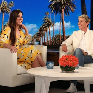 Sandra Bullock Is A Huge Fan Of Penis Facials (Yes, You Read Right)