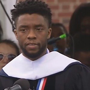 Black Panther Just Gave An Unforgettable Speech When He Returned To His Alma Mater