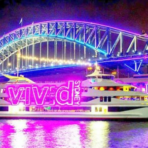 Featured Event Of The Day: VIVID 2018 Sydney