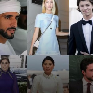 Meet The World's Most Eligible Royal Bachelors And Bachelorettes
