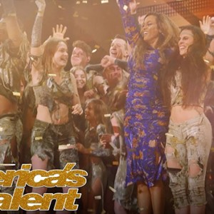 This Group Earned The Golden Buzzer For Their INSANE Act. When You See It… OMG