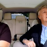 Sir Paul McCartney Just Joined James Corden In Carpool Karaoke And It's One Of The Best EVER