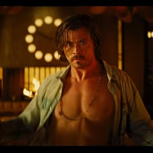 OMG! The Trailer For Bad Times At The El Royale Has Just Dropped And It Shows A Shady Chris Hemsworth