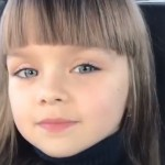 Meet Six-Year-Old Kid Who's Being Hailed As The Most Beautiful Girl In The World