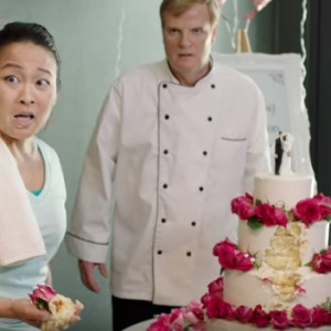 This Woman Makes A Huge Point About Sexual Assault By Destroying A Wedding Cake