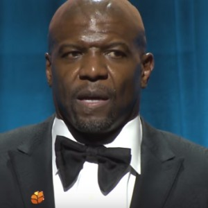 Terry Crews' Acceptance Speech For The Voice Of Courage Award Is Absolutely Powerful