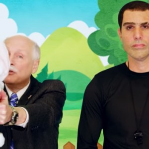 Sacha Baron Cohen Just Released A First Look At His New Series, 'Who Is America?' And It's Hilarious