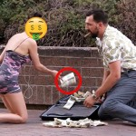 This Man Dropped A Million Dollars Out Of His Bag Just To See How People Would React