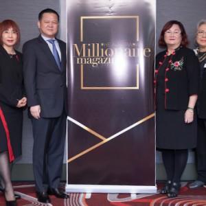 Event Review: The Australian Millionaire Magazine Launch
