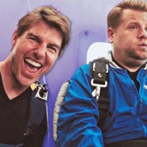 Tom Cruise Forced James Corden To Skydive. The Result Was Hilarious