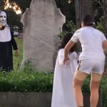 This Nun Prank Is So Legitimately Terrifying It Would Probably Make You Crap Your Pants
