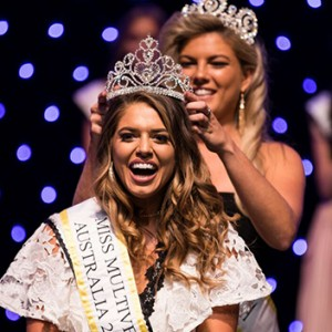 It's Official: Ashley Annaca Has Just Been Crowned Miss Multiverse Australia 2018!