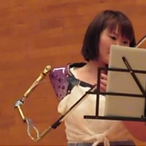 This Paralympian Playing Violin Using Her Prosthetic Arm Is Guaranteed To Give You Goosebumps