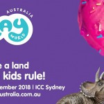 Featured Event Of The Week: Play World Australia 2018