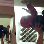 This Dad Made His Son's Dream Of Becoming Spider-Man Come True