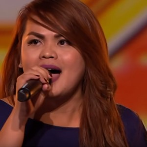 This Singer Shocked 'X Factor UK' Judges By Singing Her Own Duet (Yes, You Read Right)