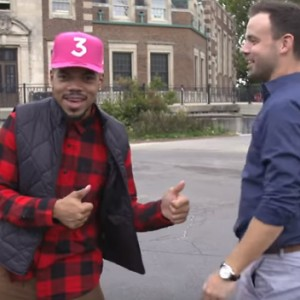 Chance The Rapper Pretended To Be An Undercover Lyft Driver. Moments Later… OMG
