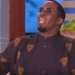 Ellen Degeneres Just Scared The Crap Out Of P-Diddy Using A Clown