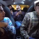 Watch This Grandpa Uber Driver Demolish Rap God At 120% Speed
