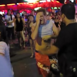 This Tourist Groped A Thai Women In Public. He Immediately Learned His Lesson