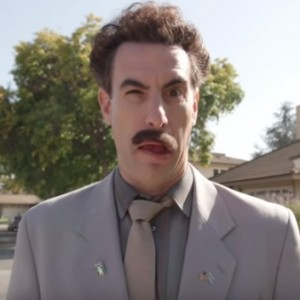 Borat Is Back, And He's Tampering With The Midterm Elections