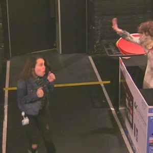 Ellen Got Someone To Scare Her Staff And Celebs Backstage. The Result Was Hilarious!