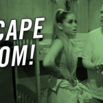 James Corden & Ariana Grande Decided To Take On An Escape Room. The Result Was Pure Gold