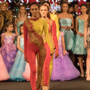 Rocky Gathercole Fashion Extravaganza: A Spectacular Night To Remember