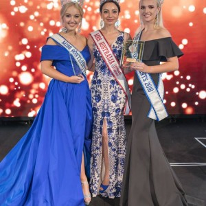 In Pictures: All The Glitz And Glam Of The Australian Beauty Pageant Awards 2018