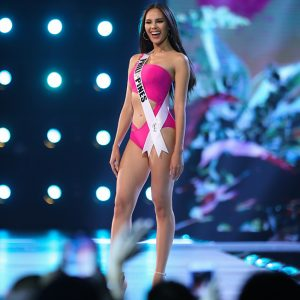 Filipino-Australian Beauty Nabs Miss Universe Crown