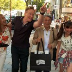 Conan Just Rented A Family In Japan. The Result Was Side-Splittingly Hilarious!
