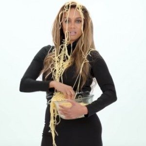 Tyra Banks Decided To Try 9 Things She's Never Done Before. The Result Was HILARIOUS