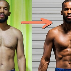 This Man Trained Like Creed's Michael B. Jordan For 30 Days. The Result Was INSANE