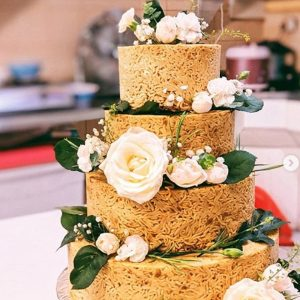 OMG! Mi Goreng Wedding Cakes Are Now A Thing (Yes, You Read Right)