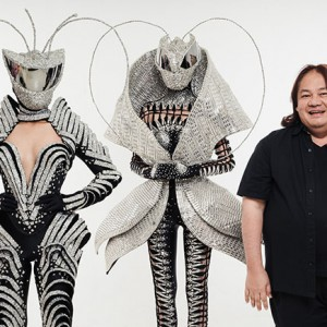 Fashion Designer To Watch Out For: The Amazing Rocky Gathercole