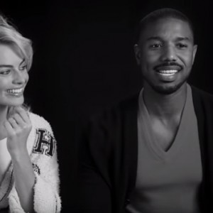 Margot Robbie And Michael B. Jordan Just Revealed That They Are Each Other's Movie Crushes