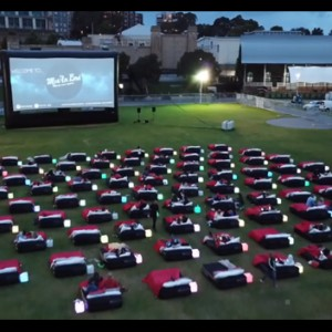 "Featured Event Of The Week: ""Mov'in Bed"" – Sydney's Outdoor Bed Cinema"