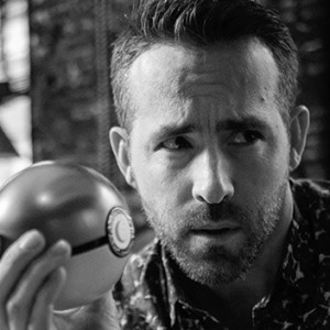 Ryan Reynolds Decided To Abandon His Kids To Play Detective Pikachu