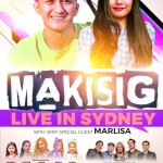 Featured Event Of The Week: Makisig Morales LIVE in Sydney