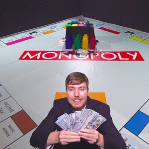 These Men Played A Giant Monopoly Game With Real Money. Moments Later… OMG